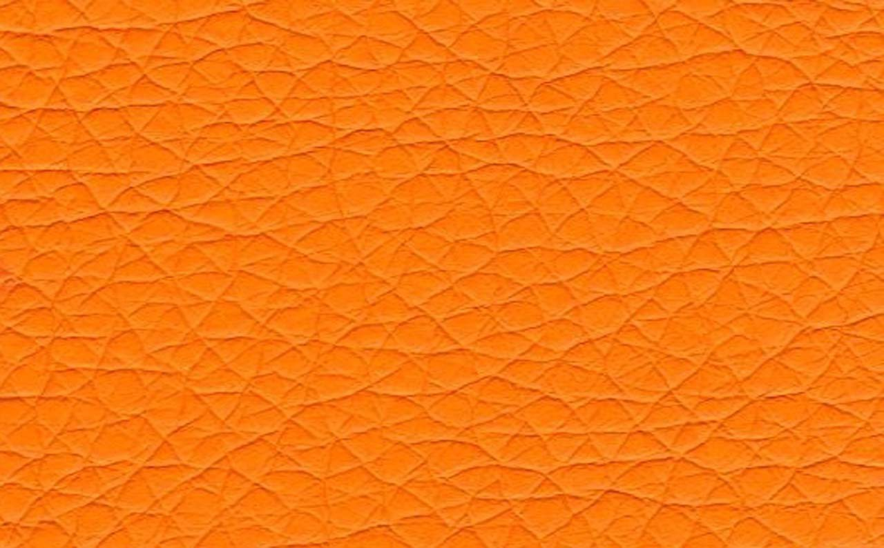 Кожзам Zeus 045 orange