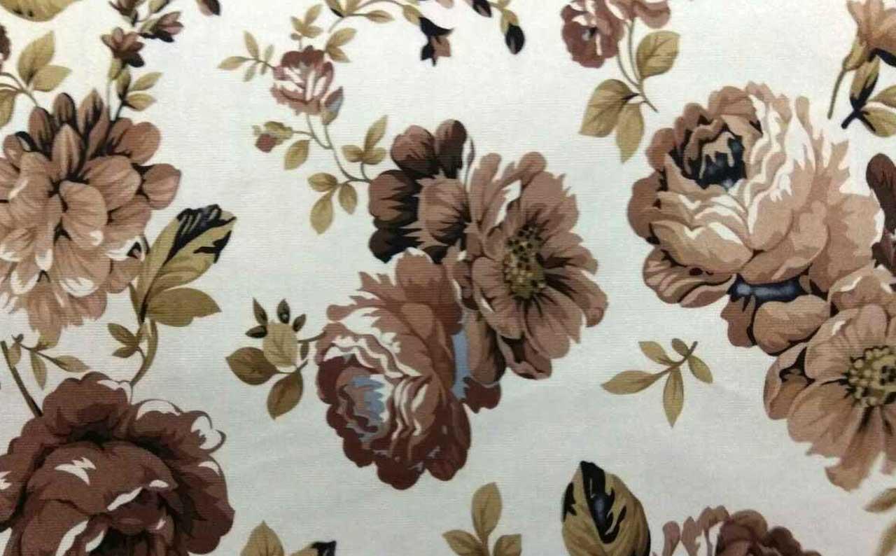 Мебельная ткань флок Cheri 1А