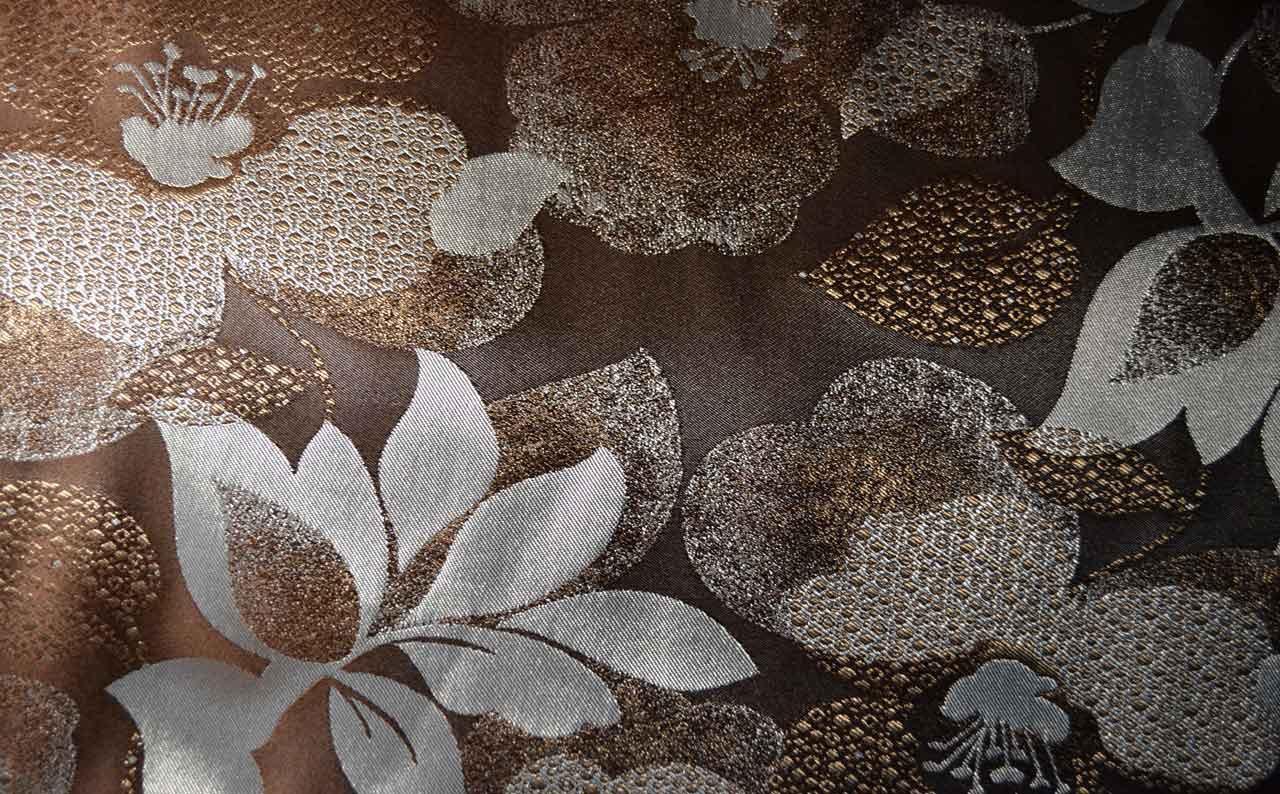 Мебельная ткань жаккард Paradise Brown