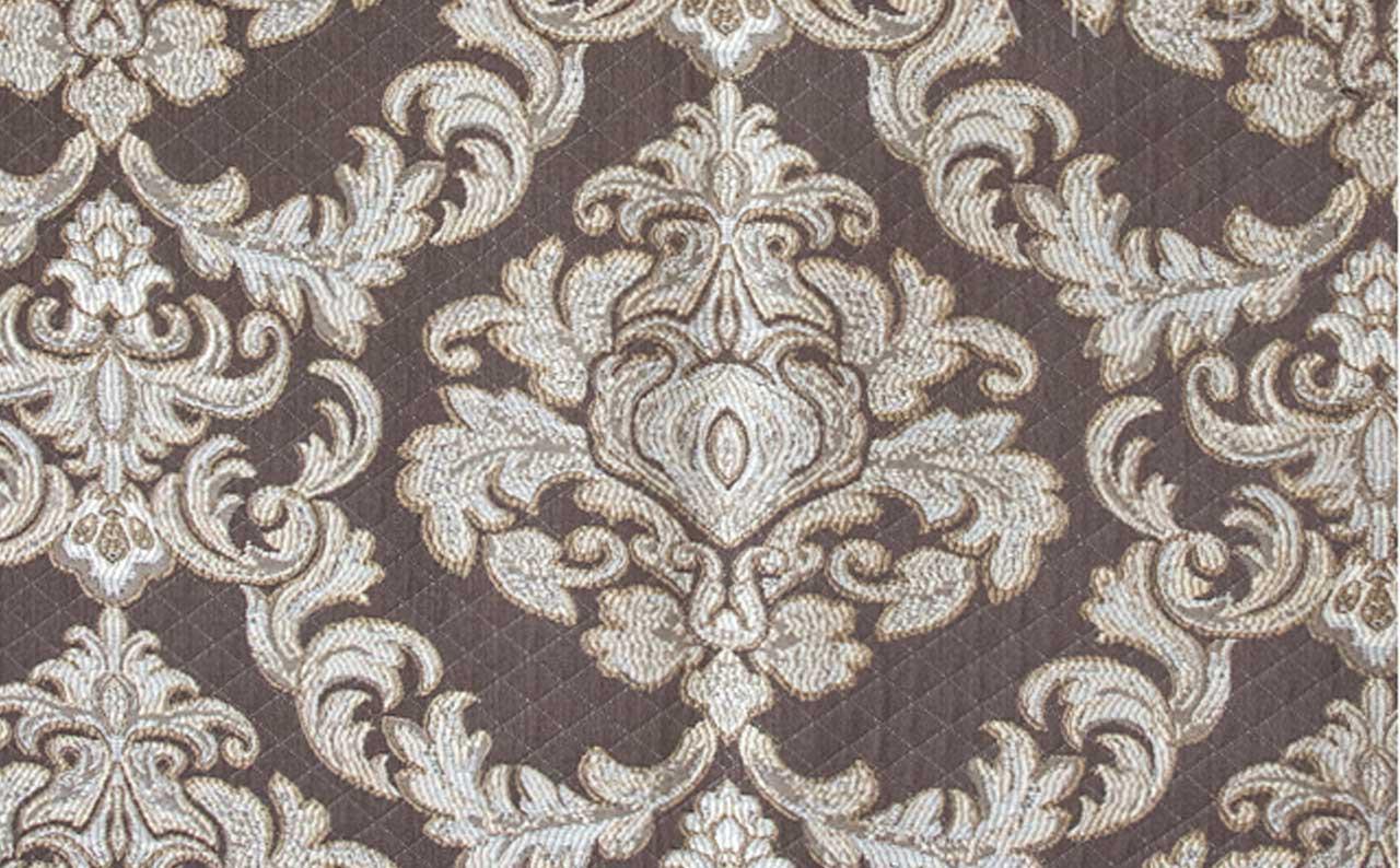 Оббивочная ткань Adelina Chocolate