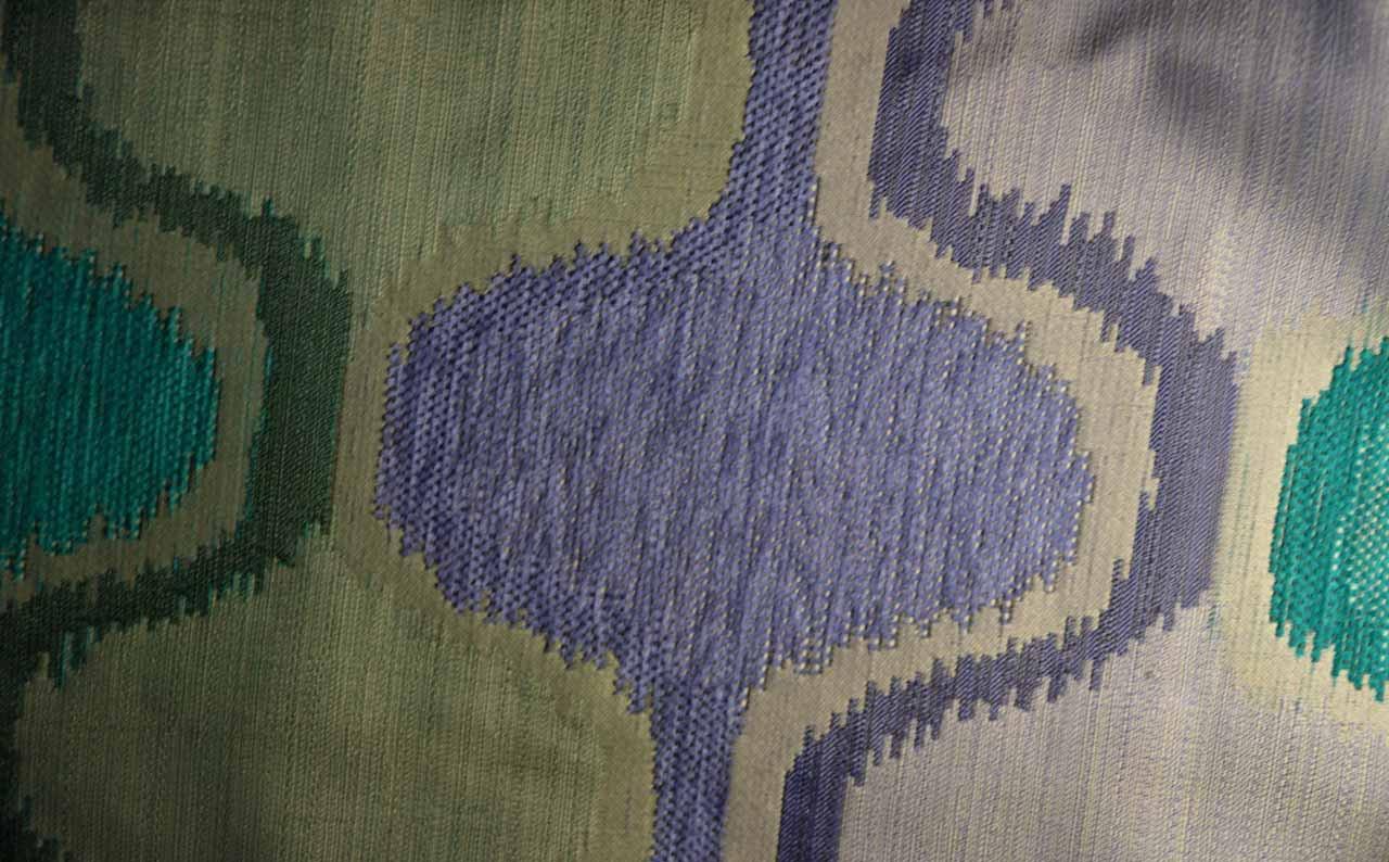 Мебельная ткань шенилл Alexandria Azul