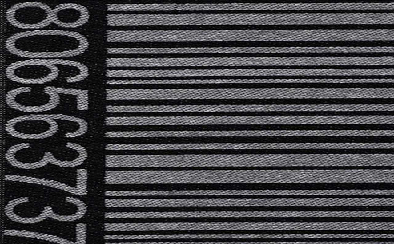 Мебельная ткань Barcode B28