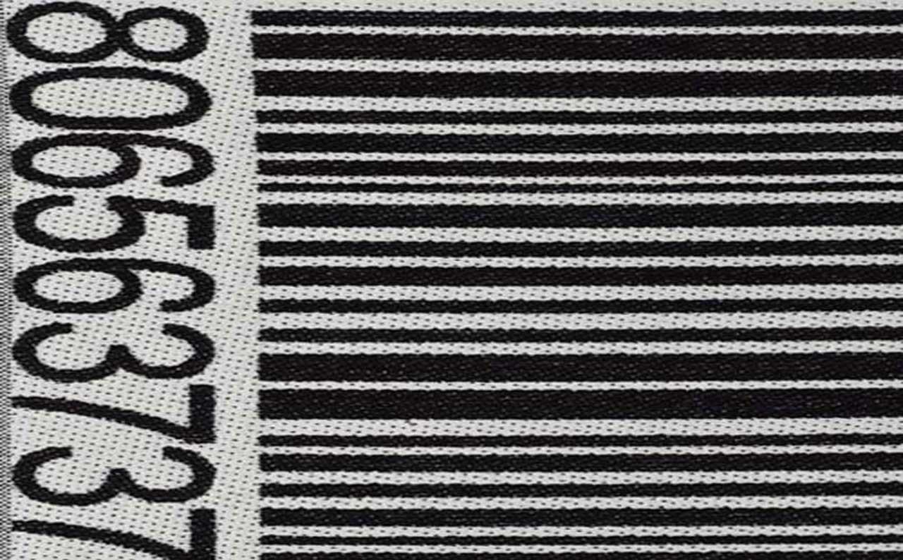 Мебельная ткань Barcode B35
