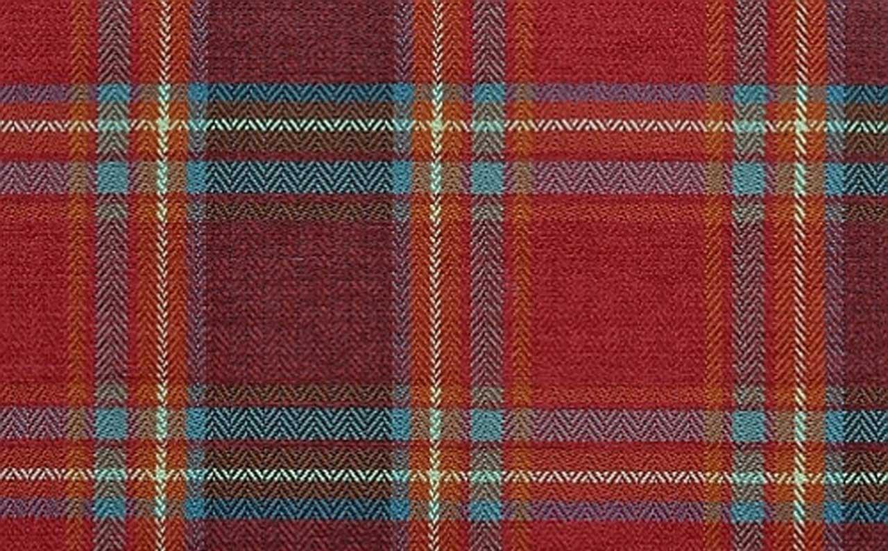 Мебельный шенилл Celtic plaid 109