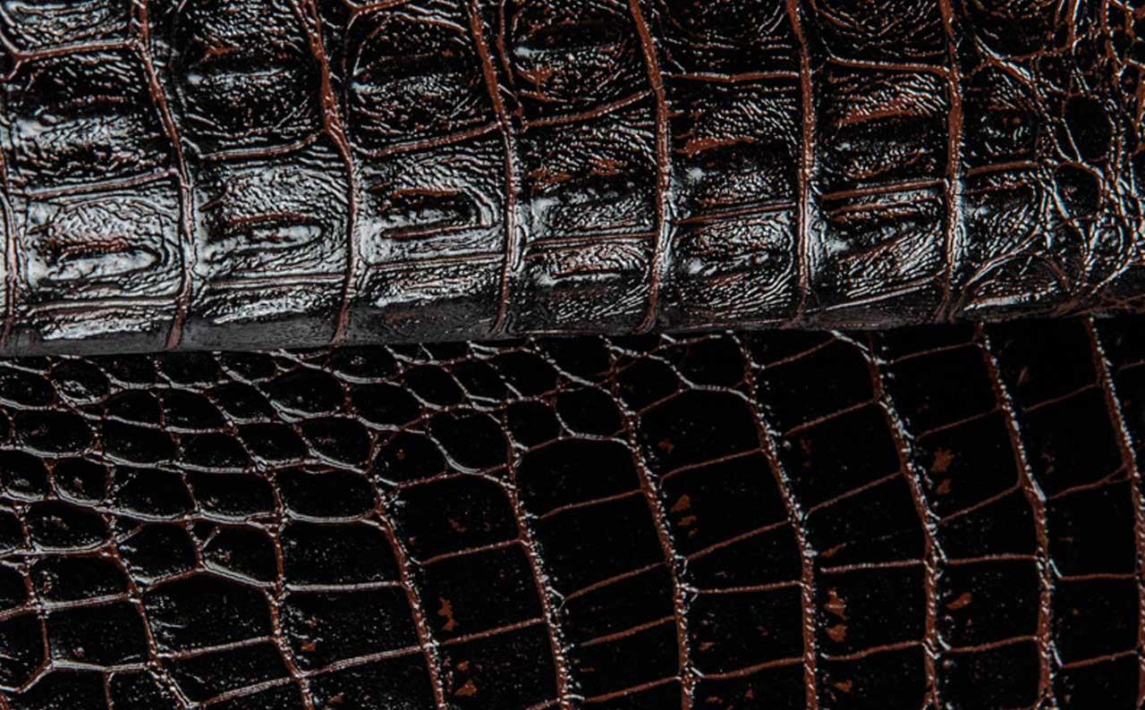 Искусственная кожа CROCO 550