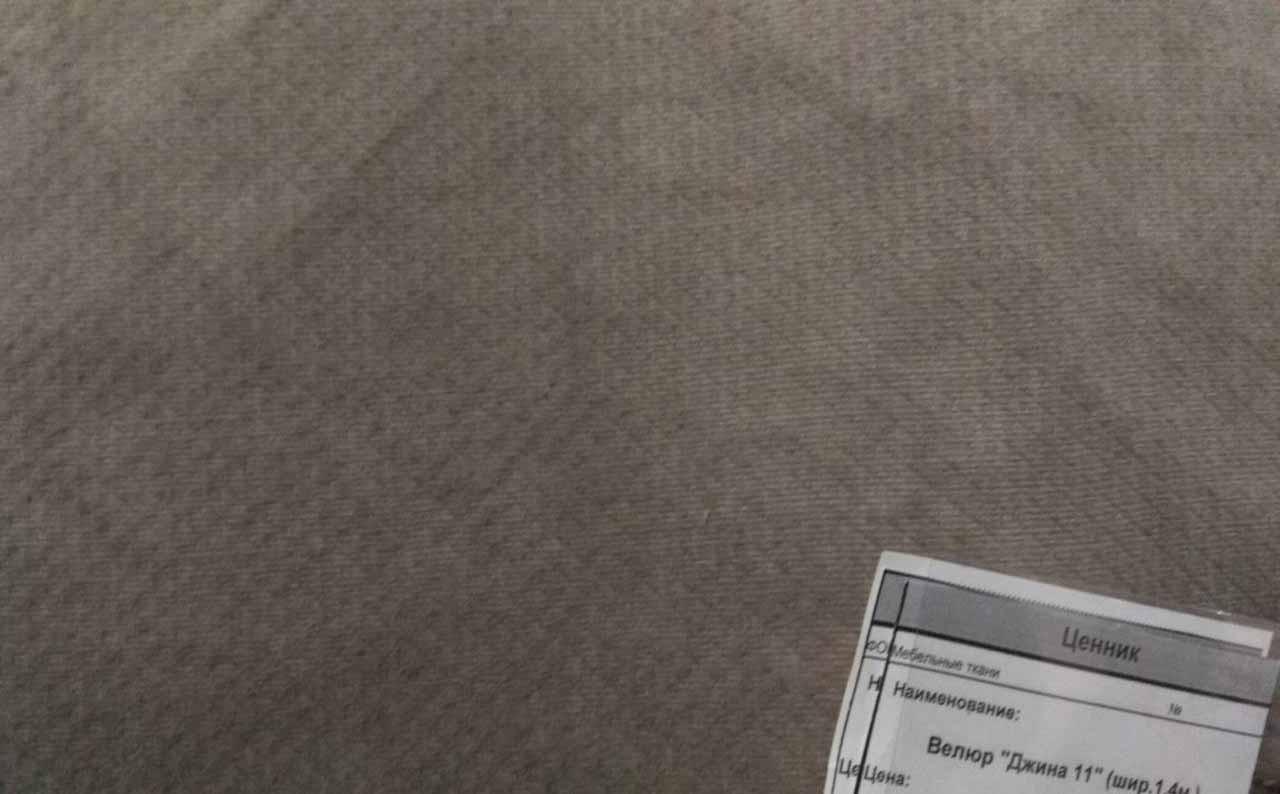 Мебельная ткань велюр Dzhina 11