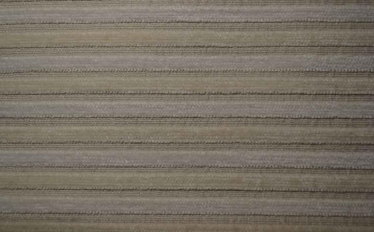 Defne Stripe White шенилл