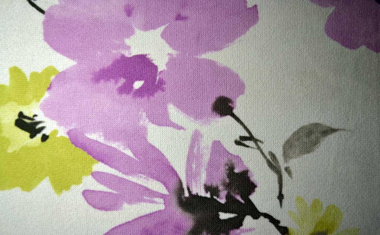 Велюр Kamelia violey