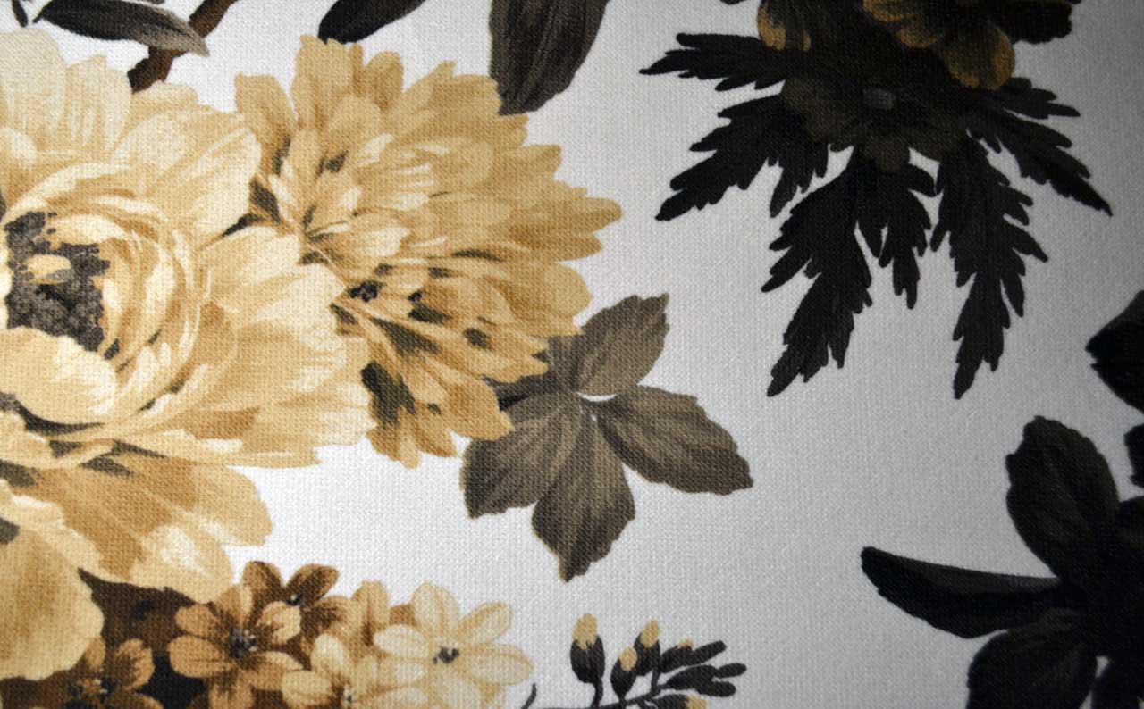 Велюр Lilium beige-brown