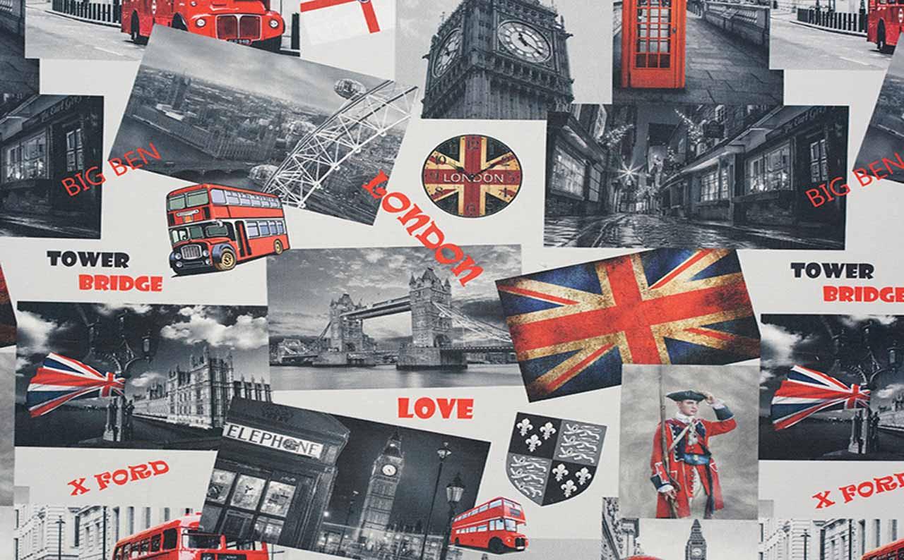 Велюр London.