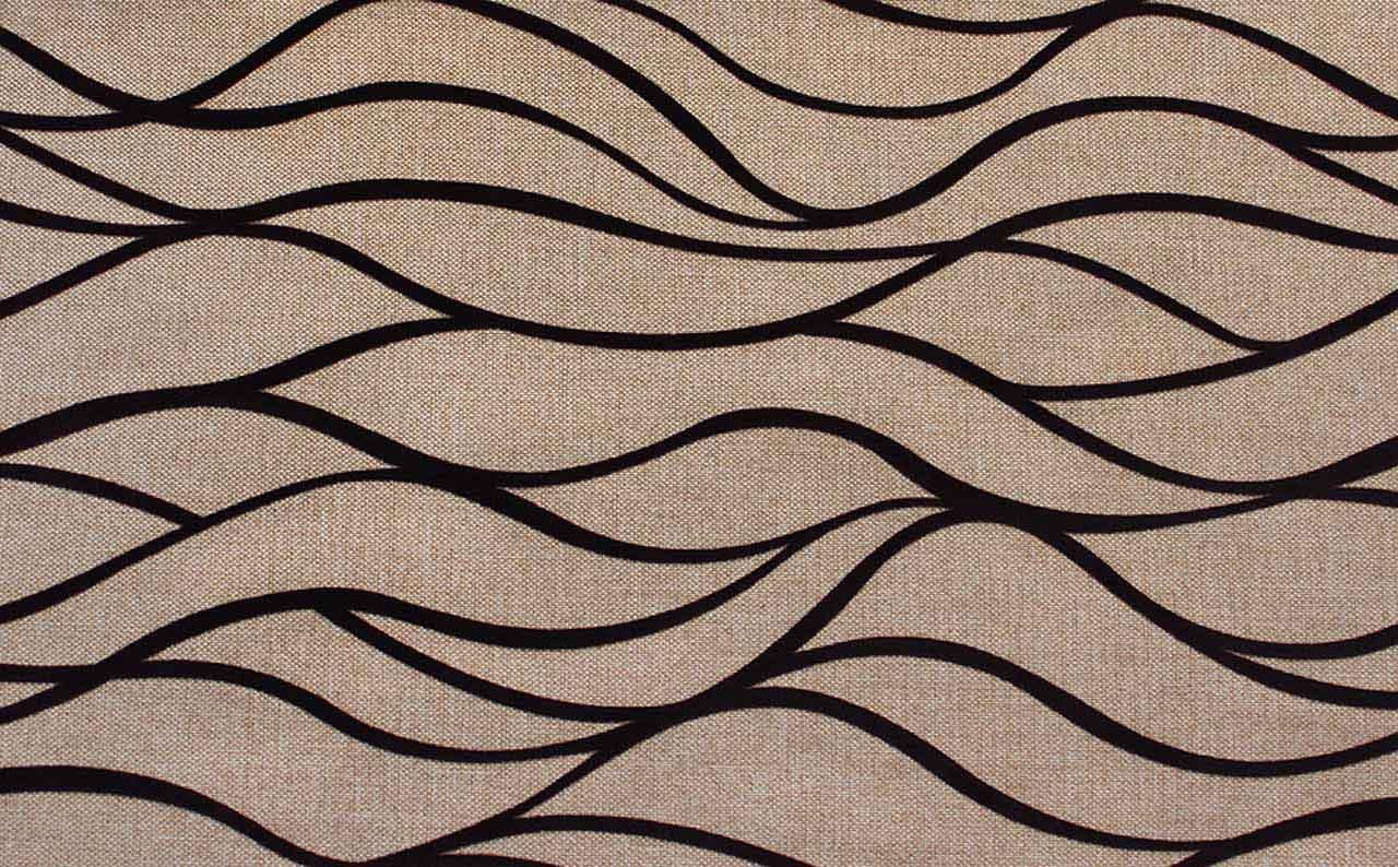 Мебельная ткань микророгожка на флоке Lumins Flock 17