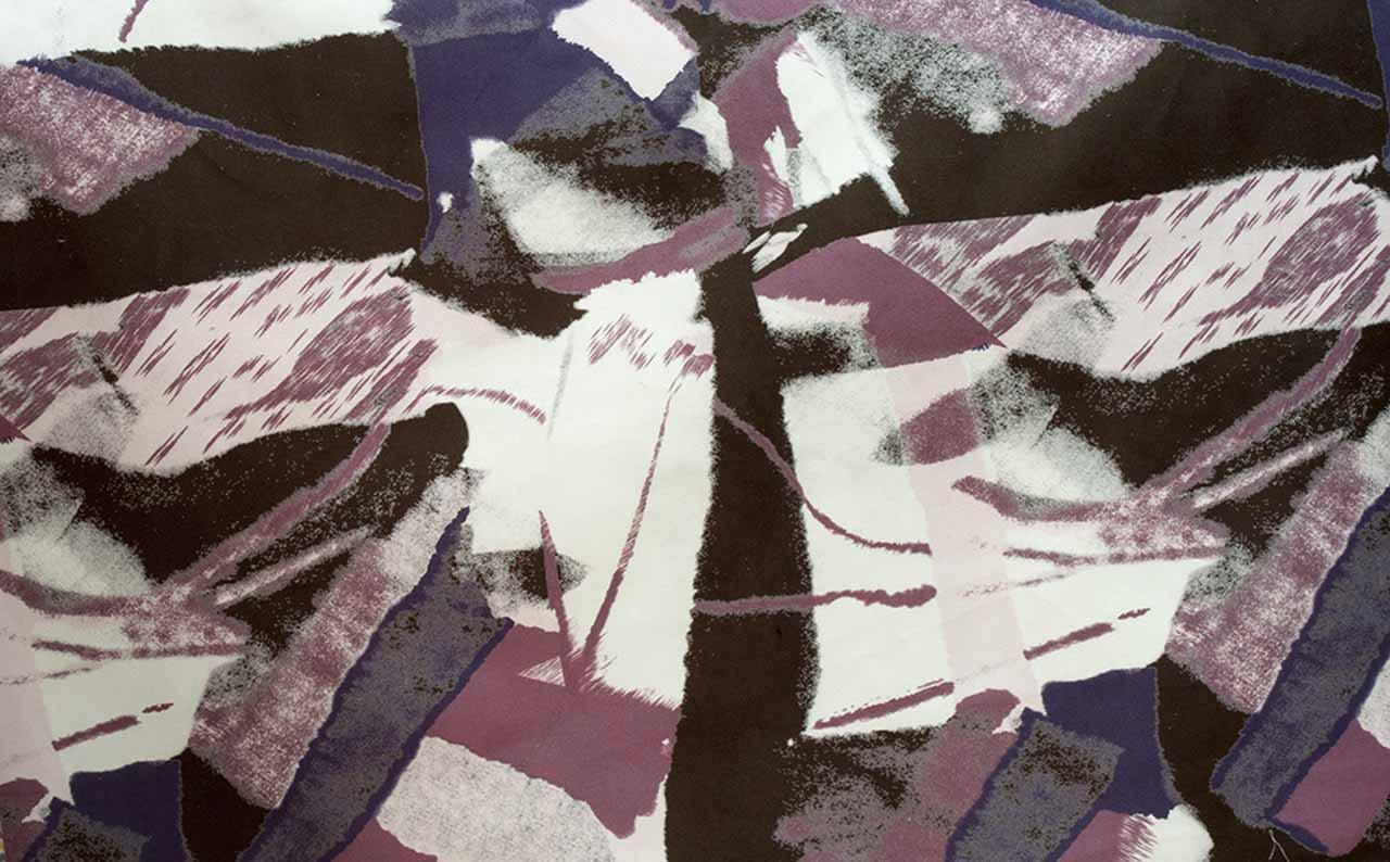 Обивочная ткань с принтом Elite Paolo DT4