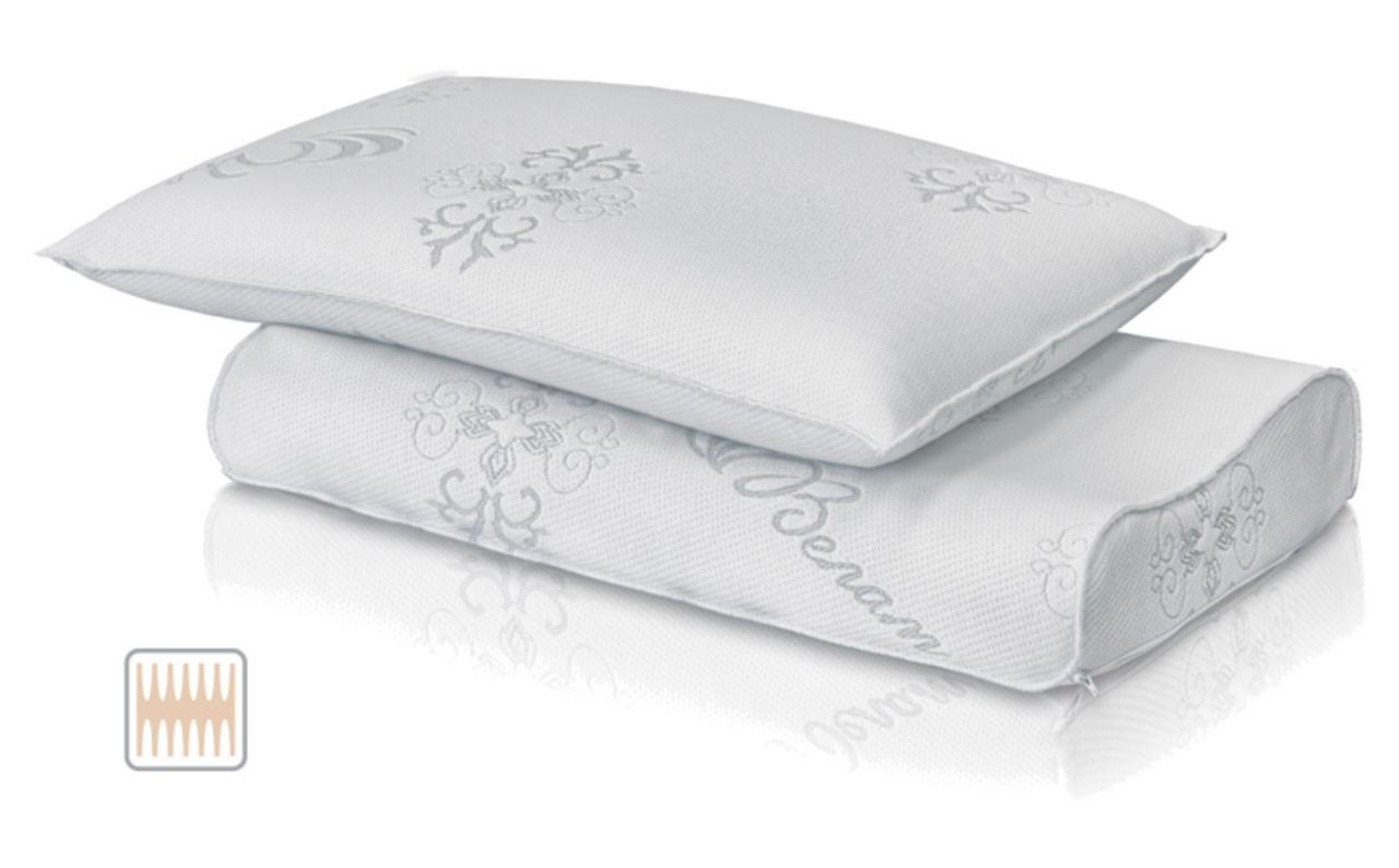 Подушка спальная латексная фигурная