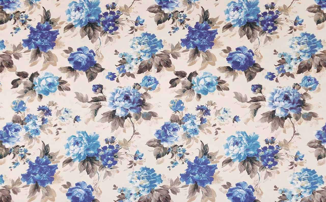 Мебельная ткань Микрофибра Print Flora 1