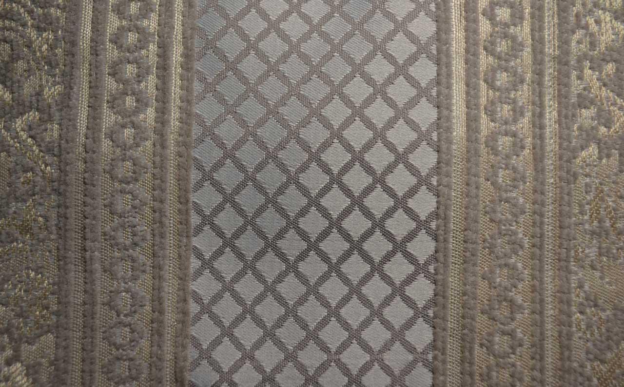 Жаккардовый шенилл Regent stripe 03