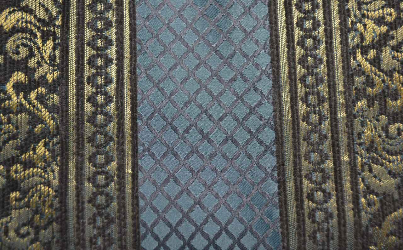 Жаккардовый шенилл Regent stripe 05