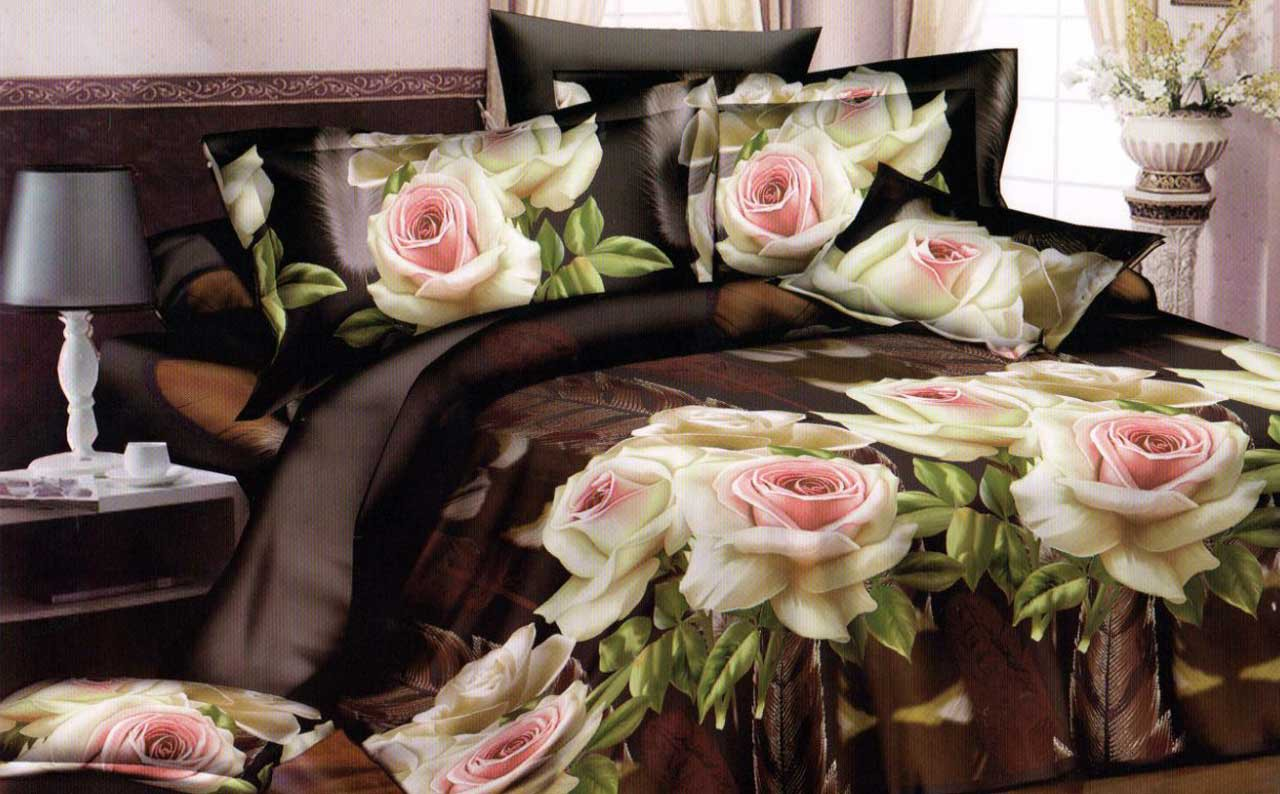 Ткань для постельного XHY R2034