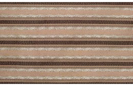 Ajur Stripe Brown