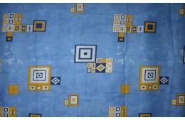 Квадраты на синем