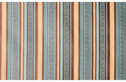 Jasmin stripe blue