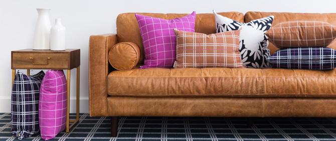 Мебельная ткань, подушки