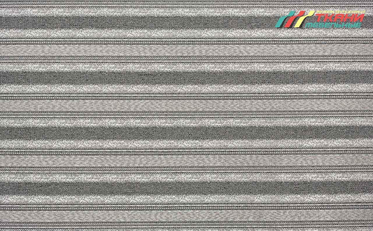 Рогожка Ajur Stripe Steel