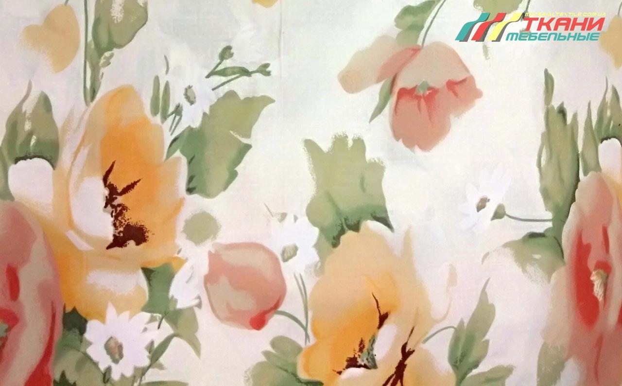бязь Нежность цветы