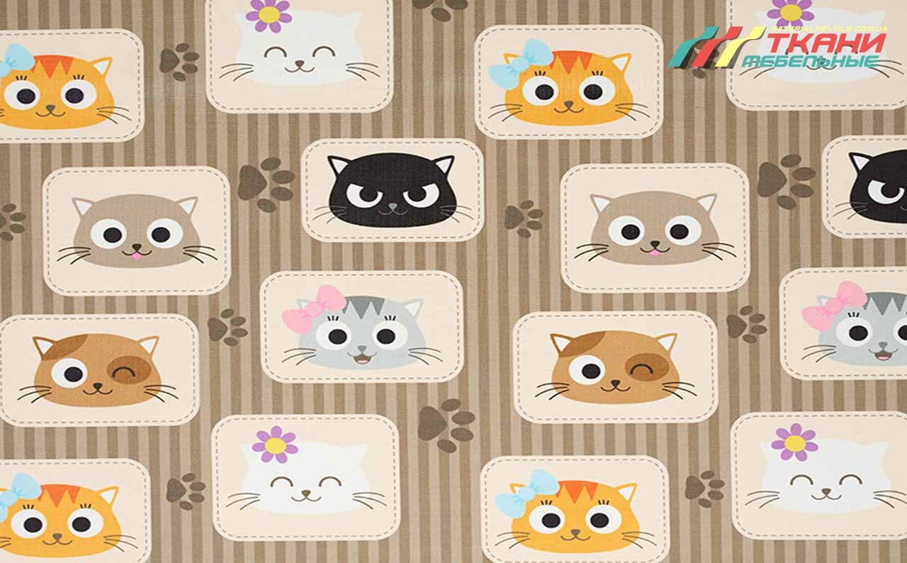 Велюр Cats