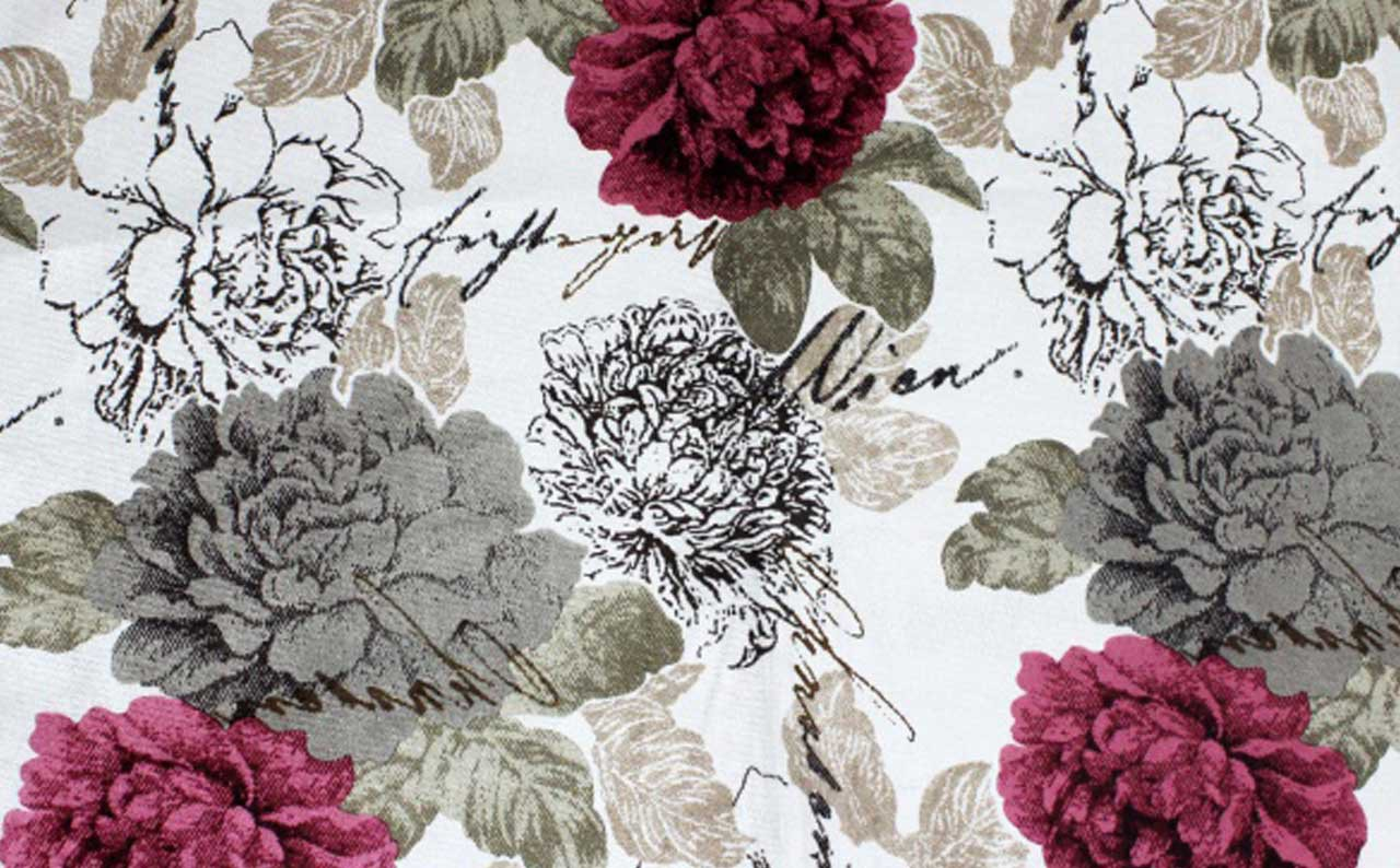 Мебельная ткань велюр Evora 223