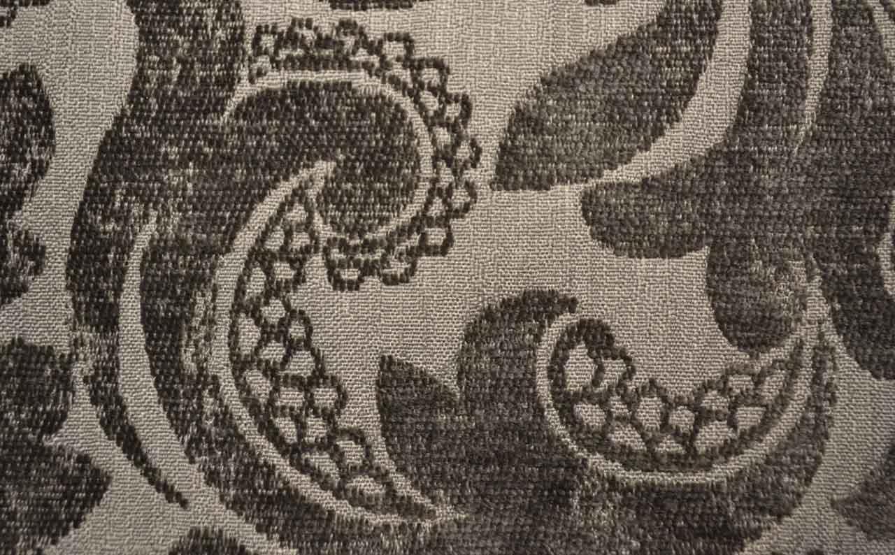 Мебельная ткань шенилл Defne Brown