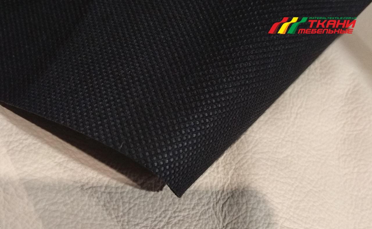 флизелин мебельный черный 120