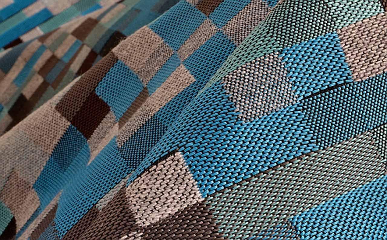 Мебельная ткань Pixel 07