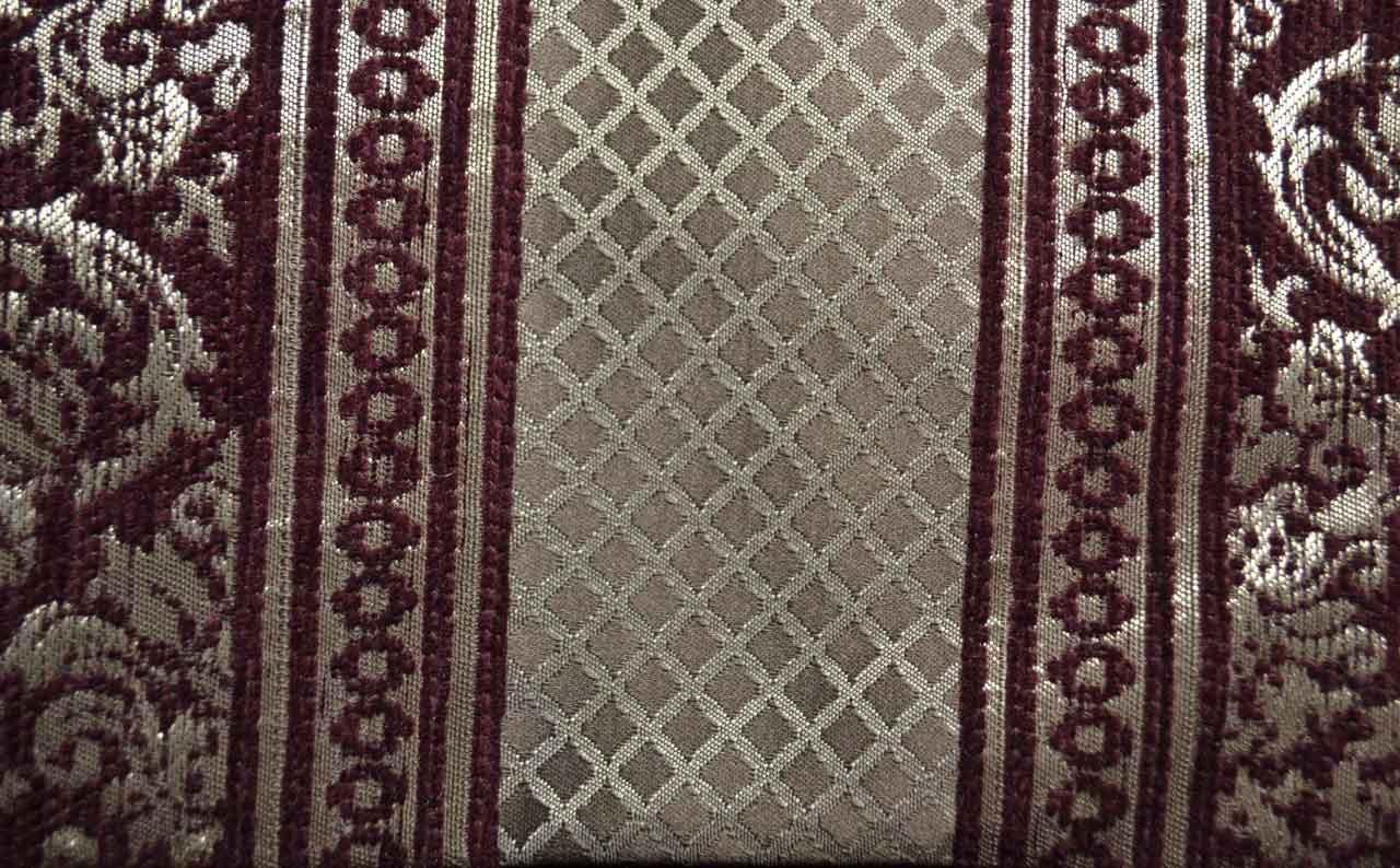 Жаккардовый шенилл Regent stripe 06