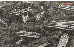 Abstraction Grey автовелюр