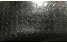 Копейка мозаика black автолинолеум