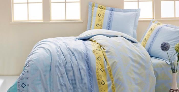 супер-коттон ткань постельная