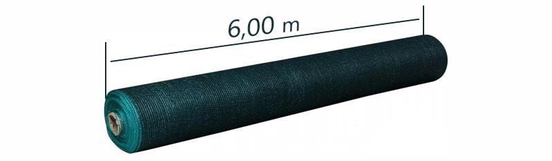 сетка затеняющая в рулонах по 6 метров